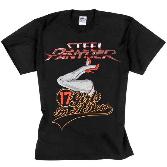 koszulka STEEL PANTHER - 17 GIRLS