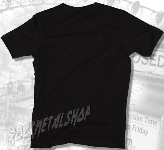 koszulka STUDIOFOUR antracyt