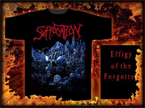 koszulka SUFFOCATION - EFFIGY OF THE FORGOTTEN