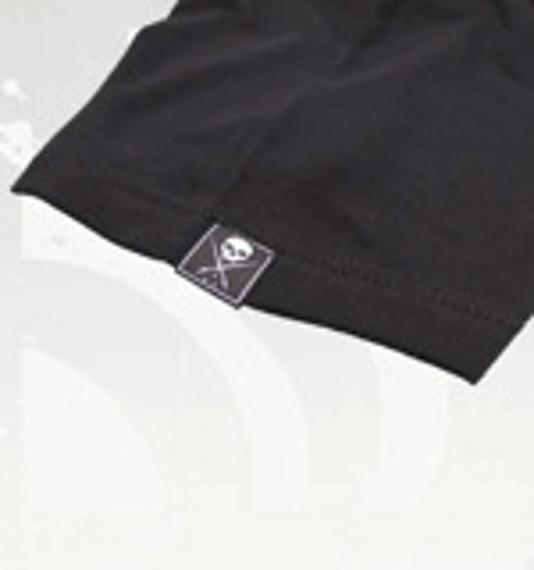 koszulka SULLEN - LATISHA WOOD czarna