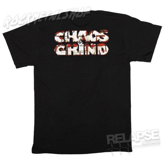 koszulka SWARRRM - CHAOS & GRIND