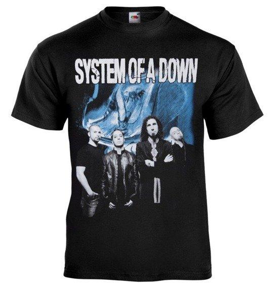 koszulka SYSTEM OF A DOWN - BAND