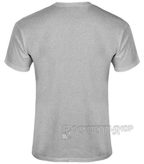koszulka THE BEATLES - PORT SUNLIGHT szary melanż