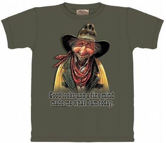 koszulka THE MOUNTAIN - FINE MIND