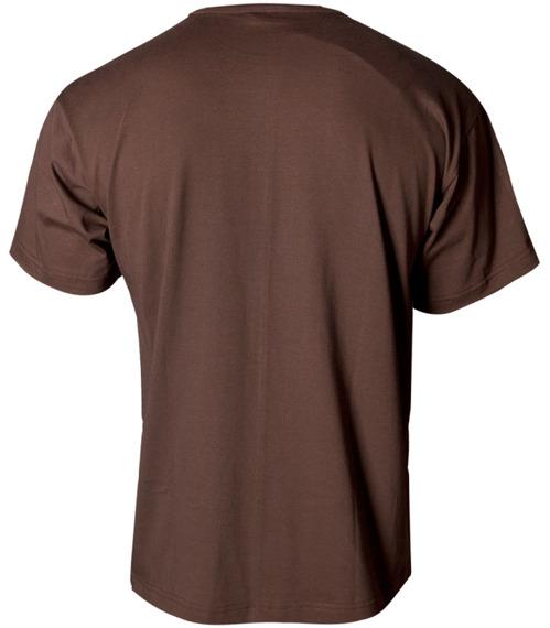 koszulka THE POISE RITE - THE POISE RITE (brązowa)