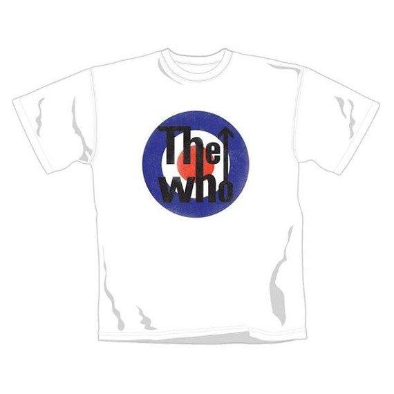 koszulka THE WHO - BULLSEYE