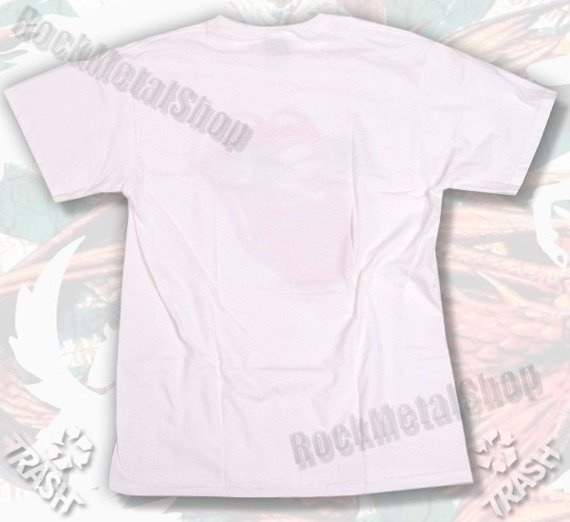 koszulka TRASH JEZUS biała