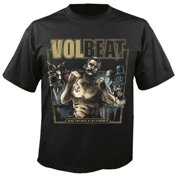 koszulka VOLBEAT - SEAL THE DEAL LETS BOOGIE