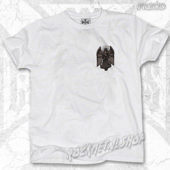 koszulka WEST COAST CHOPPERS - EAGLE CREST biała