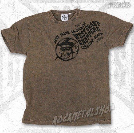 koszulka WEST COAST CHOPPERS - FAST AS HECK vintage