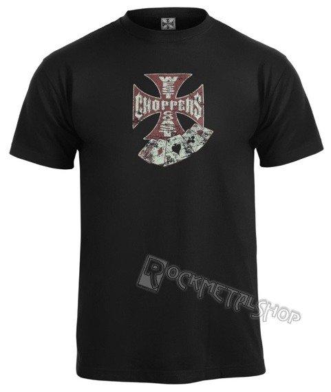koszulka WEST COAST CHOPPERS - PAY UP SUCKER czarna