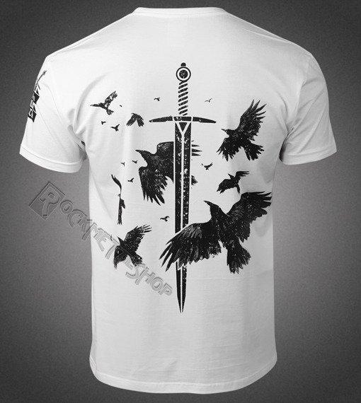 koszulka WIN OR DIE biała