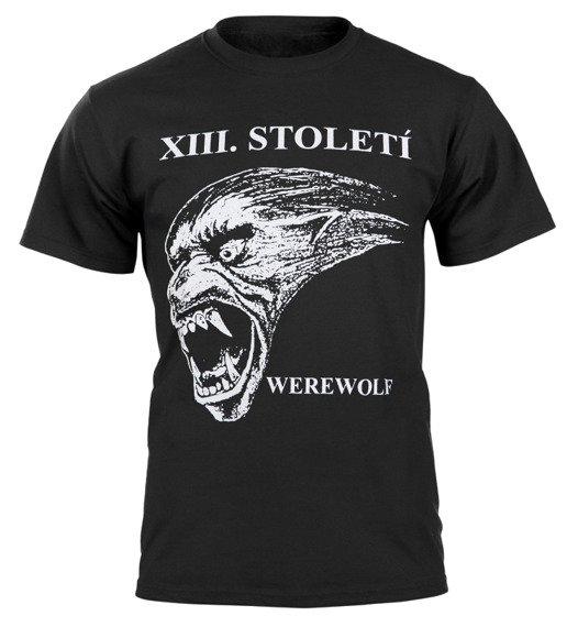 koszulka XIII. STOLETI - WEREWOLF