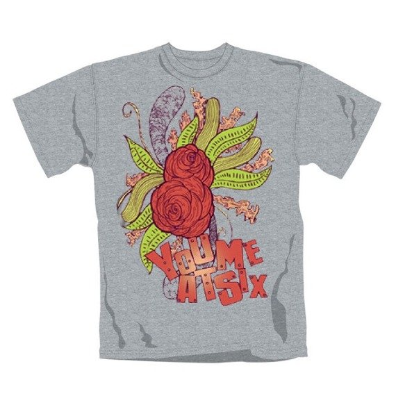 koszulka YOU ME AT SIX - FLOWER