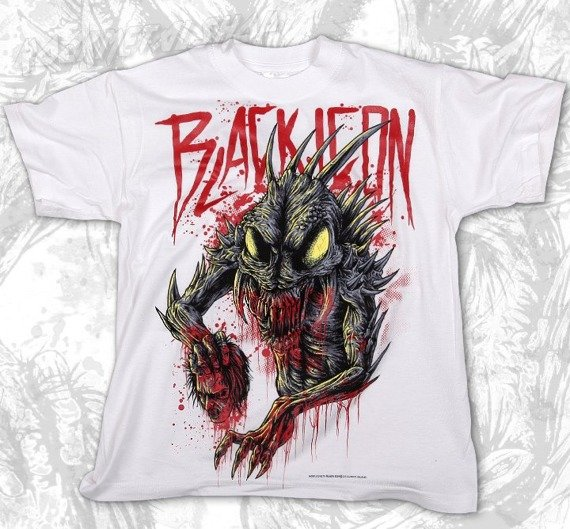 koszulka dziecięca BLACK ICON - BELZEBUB