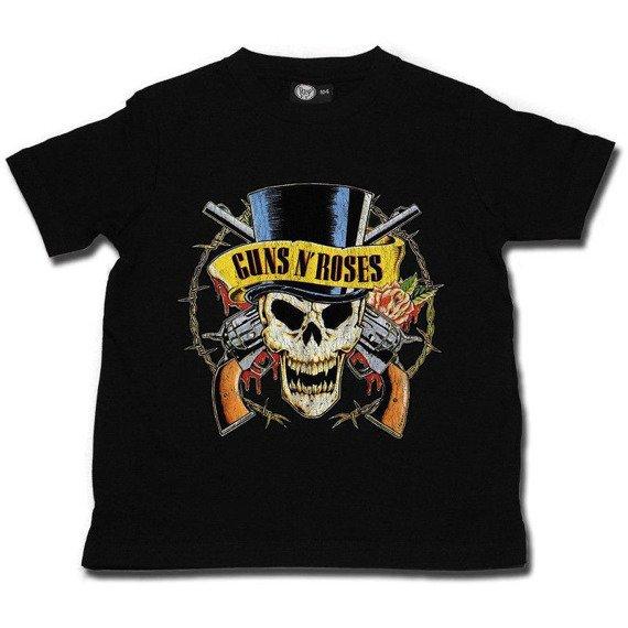koszulka dziecięca GUNS N' ROSES - TOP HAT