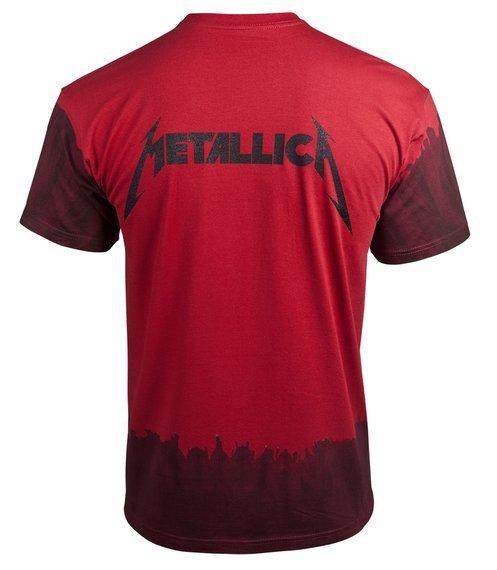 koszulka dziecięca METALLICA - TWIN SKULLS