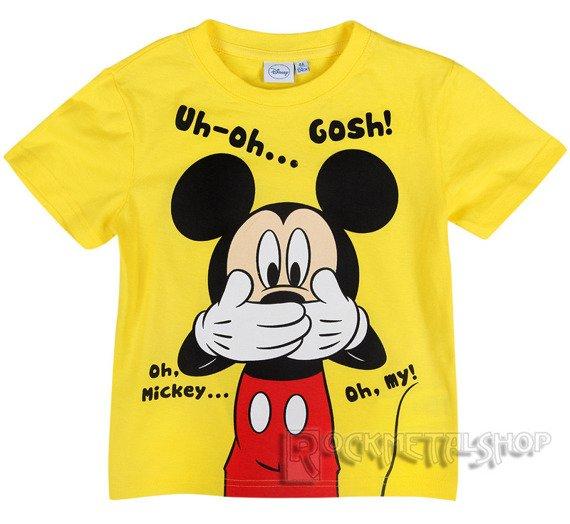 koszulka dziecięca MICKEY MOUSE - OH... GOSH!
