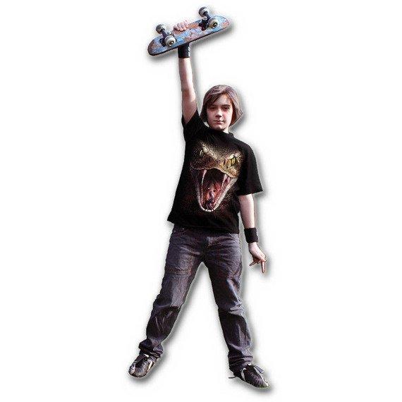 koszulka dziecięca SPIRAL - SNAKE EYE STUD