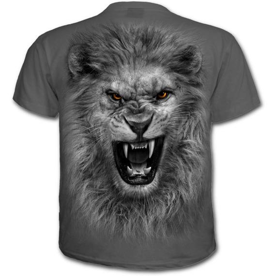 koszulka dziecięca SPIRAL - TRIBAL LION