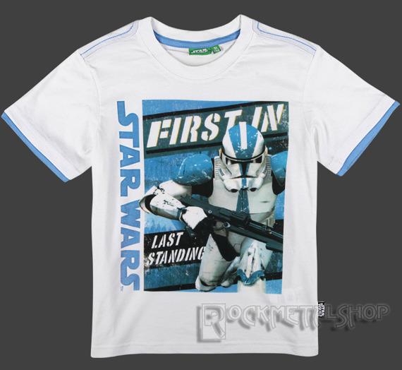 koszulka dziecięca STAR WARS - FIRST IN