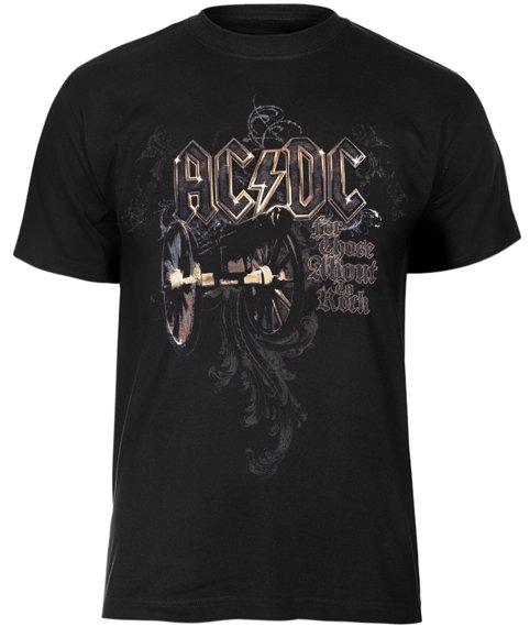 koszulka na ramiączkach AC/DC - FOR THOSE ABOUT TO ROCK