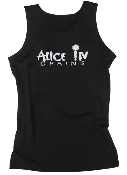 koszulka na ramiączkach ALICE IN CHAINS