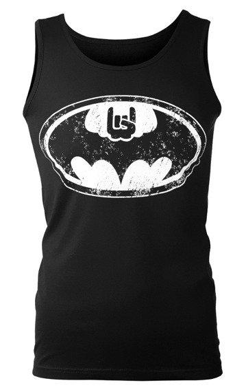 koszulka na ramiączkach BATMAN! ROCK!