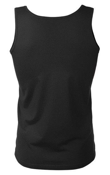 koszulka na ramiączkach BATMAN SKELETON LOGO