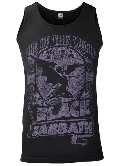 koszulka na ramiączkach BLACK SABBATH - LORD OF THIS WORLD