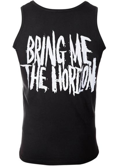 koszulka na ramiączkach BRING ME THE HORIZON - BAND