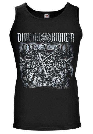 koszulka na ramiączkach DIMMU BORGIR - ABRAHADABRA