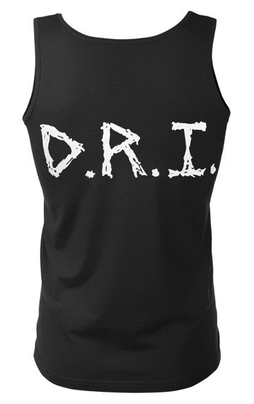 koszulka na ramiączkach DIRTY ROTTEN IMBECILES (D.R.I.)