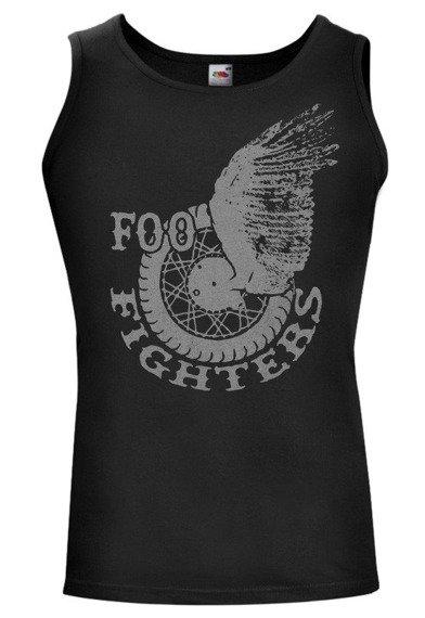 koszulka na ramiączkach FOO FIGHTERS - GREY WINGS