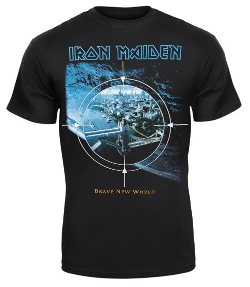 koszulka na ramiączkach IRON MAIDEN - THE FINAL FRONTIER