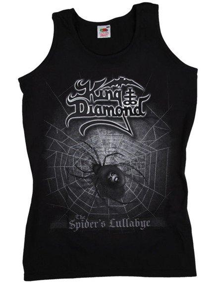 koszulka na ramiączkach KING DIAMOND - THE SPIDER'S LULLABYE