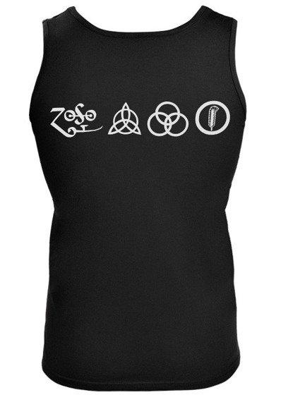 koszulka na ramiączkach LED ZEPPELIN