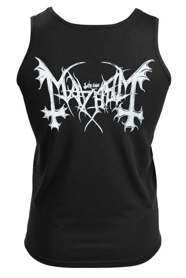 koszulka na ramiączkach MAYHEM - WOLF'S LAIR ABYSS