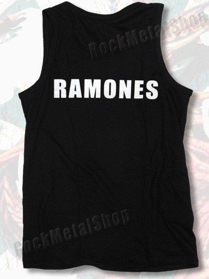 koszulka na ramiączkach RAMONES - HEY HO LET'S GO!