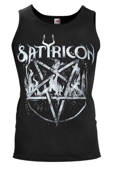 koszulka na ramiączkach SATYRICON - PENTAGRAM