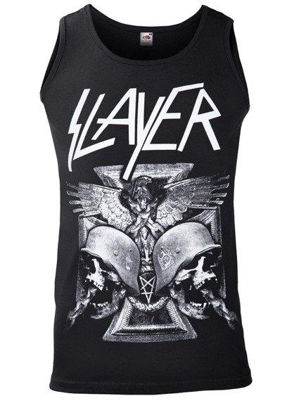 koszulka na ramiączkach SLAYER - HELMET