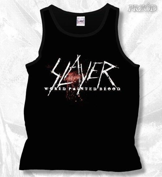 koszulka na ramiączkach SLAYER - WORLD PAINTED BLOOD