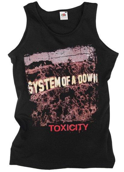 koszulka na ramiączkach SYSTEM OF A DOWN - TOXICITY
