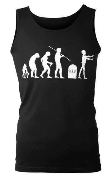 koszulka na ramiączkach ZOMBIE EVOLUTION