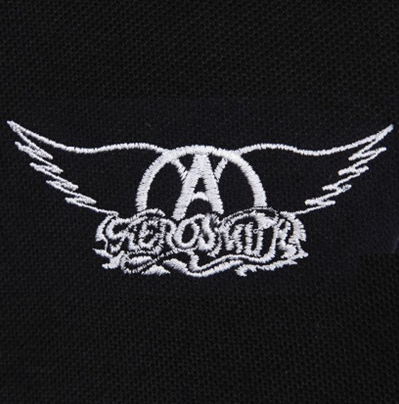 koszulka polo AEROSMITH