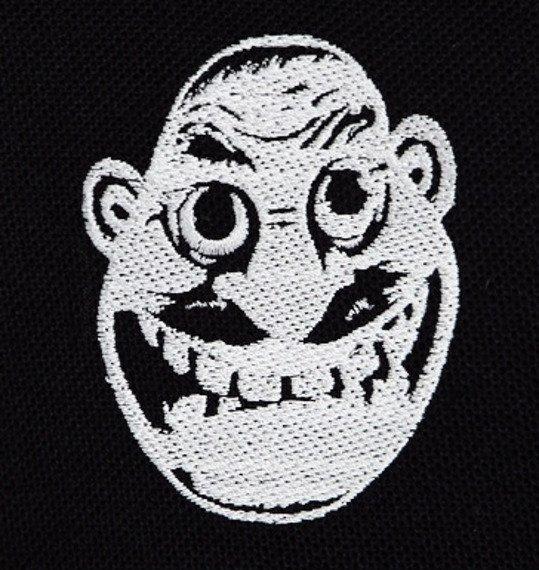 koszulka polo ANTHRAX - NOT MAN