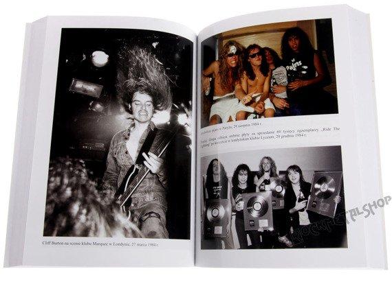 książka METALLICA. TOM I. 1981-1991, autor: Paul Brannigan, Ian Winwood