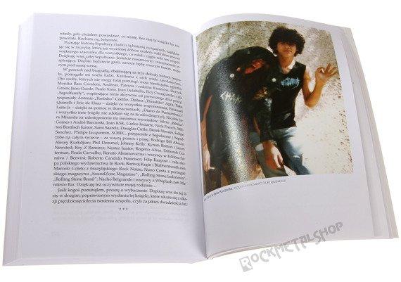 książka SEPULTURA. BRAZYLIJSKA FURIA autor: Jason Korolenko