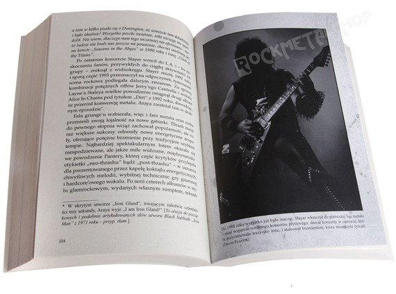 książka SLAYER. KRWAWE RZĄDY autor: Joel McIver