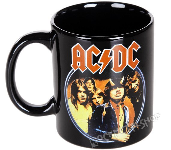 kubek AC/DC - HIGHWAY TO HELL